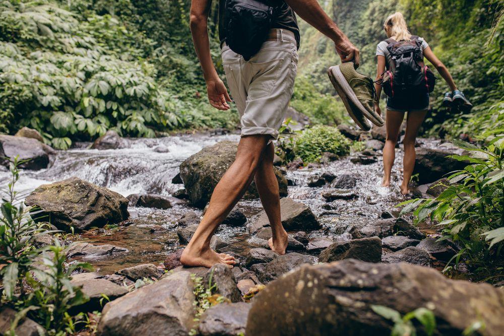 Wandern über Stock und Stein im Lieblichen Taubertal